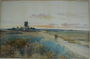 Rivers' Watercolour